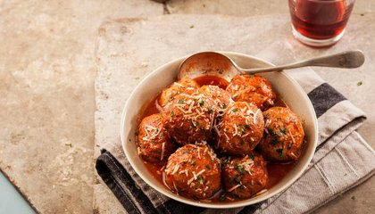 This Biotech Company Is Growing Meatballs in a Lab
