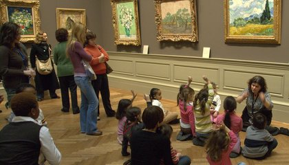 This Pass Might Help Get More Toddlers Into New York City's Museums