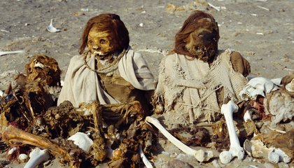 The Fascinating Afterlife of Peru's Mummies
