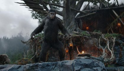 """How New Motion Capture Tech Transformed Actors Into Creatures for """"Dawn of the Planet of the Apes"""""""