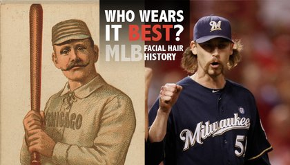 Who Has the Best Facial Hair in Baseball History?
