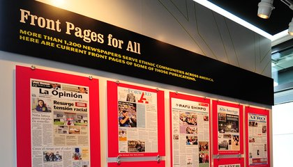 News For All: How the Immigrant Experience Shaped American Media