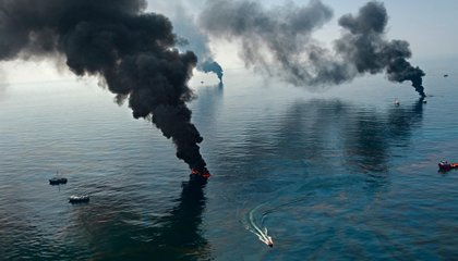 Found: Millions of Gallons of Missing Oil From Deepwater Horizon