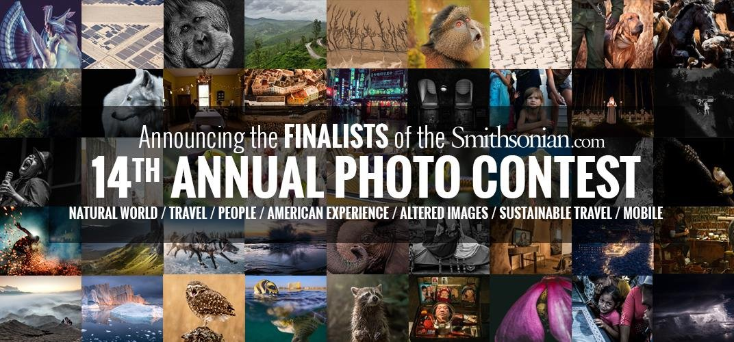 Caption: Announcing the Finalists of the 14th Annual Smithsonian.com Photo Contest