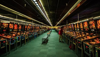 Take a Turn at the Flippers This Weekend at the World's Largest Pinball Museum