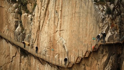 """The World's Most Dangerous Trail"" Reopens This Week"