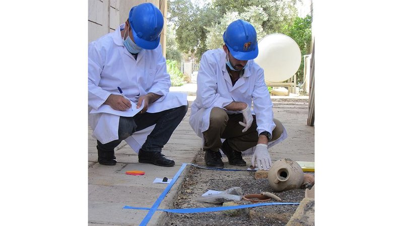 The Smithsonian Institution has been training Iraqi cultural heritage practitioners and laying the groundwork to prevent further damage.