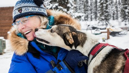 How a Two-Time Iditarod Racer Fell in Love With Dogsledding