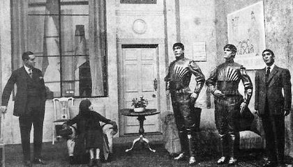 78 Years Ago Today, BBC Aired the First Science Fiction Television Program