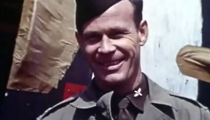 The Pilot Who Led the D-Day Invasion