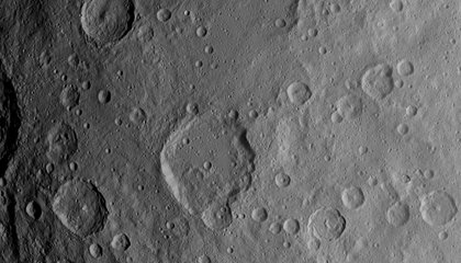 3,200 Miles Over Ceres