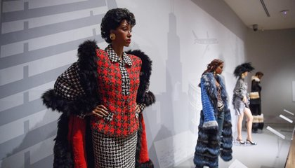 Reliving the Ebony Fashion Fair Off the Runway, One Couture Dress at a Time