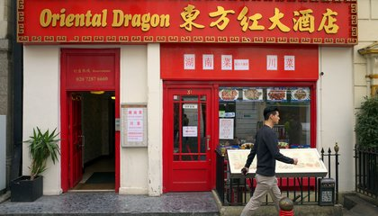 Why Do Chinese Restaurants Have Such Similar Names?