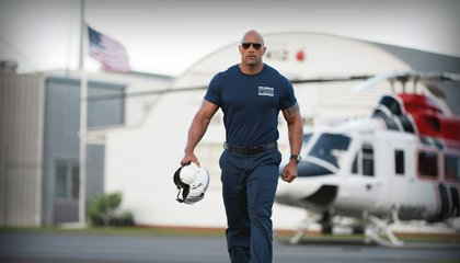 "How to Drop Like ""The Rock"" When Your Helicopter Engine Dies"