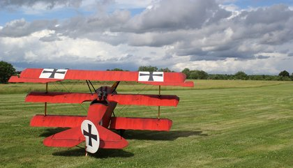 Where to Buy a WWI Aeroplane