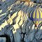 Traveling over Turkey by Balloon