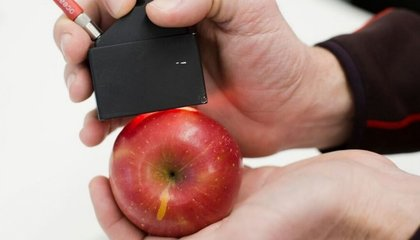You May Soon Be Able to Scan a Piece of Fruit to Check Its Nutritional Value