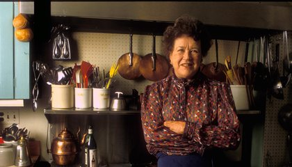 You Could Own One of Julia Child's Kitchens