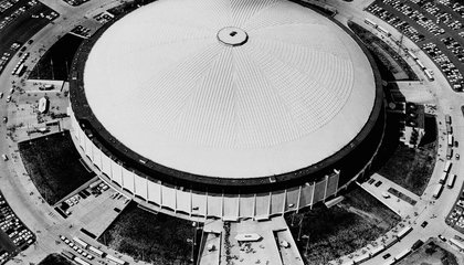Remembering the Astrodome, the Eighth Wonder of the World