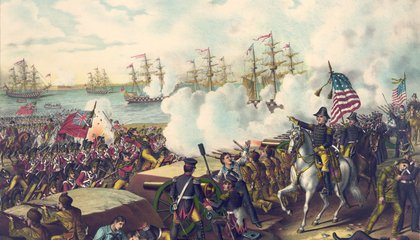 The 10 Things You Didn't Know About the War of 1812