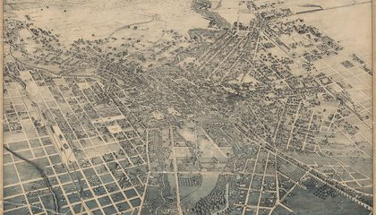 Solving a Neighborhood Mystery Reveals Forgotten African-American History
