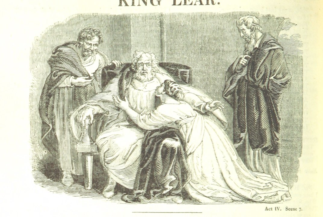 critical essays of king lear King lear is the only one of shakespeare's major tragedies to feature both a main plot and a subplot lear's story and gloucester's story are in fact the same tale, told in two different ways.