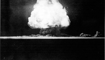 Seventy Years After the Trinity Test, There Are 16,000 Nuclear Weapons in the World