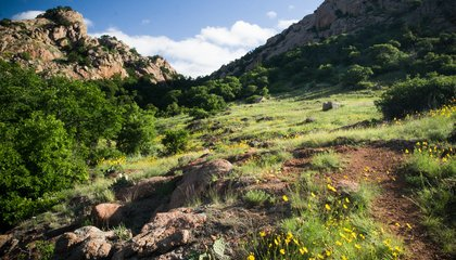 Charon's Garden Wilderness Area, Wichita Mountains