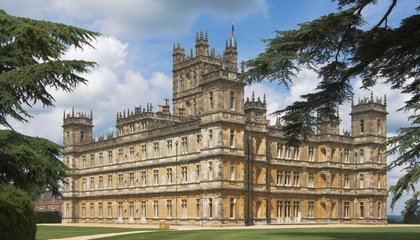 Soon, You'll Be Able to Spend the Night on the Grounds of Downton Abbey