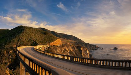 Take a Historic Ride Along California's Famous Route 1