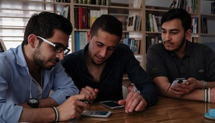 How Real-time Translation Apps and Online Tools Are Helping Refugees in Turkey Forge New Lives