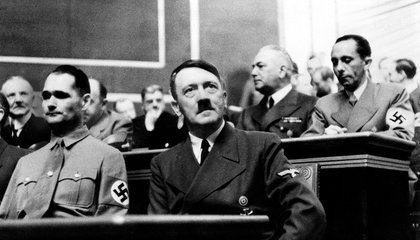 The First Moments of Hitler's Final Solution