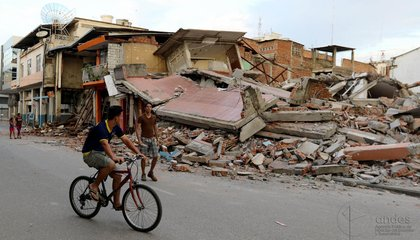Help First Responders in Ecuador Without Leaving Your Desk