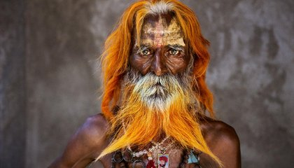 Steve McCurry's New Photography Book on India Has Been Decades in the Making
