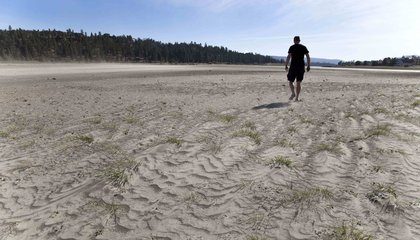 California's Record Drought Is Making Earth's Surface Rise