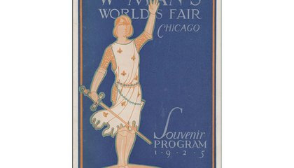 A Look Back at the 1925 Woman's World Fair