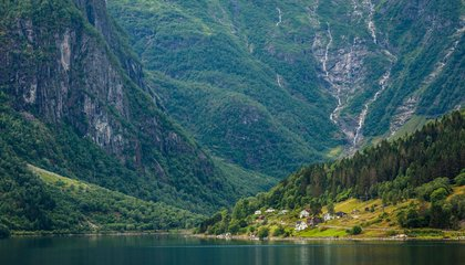 "A ""Frozen"" Summer Adventure Awaits You in Norway"