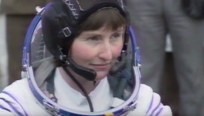 Twenty-Five Years Ago, Helen Sharman Traveled to Space as a Private Citizen