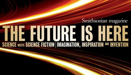 The Future is (Still) Here: Day Two of Smithsonian's Second Annual Conference