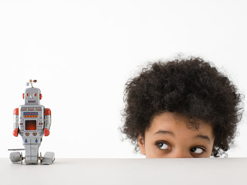 child robot science fiction poll