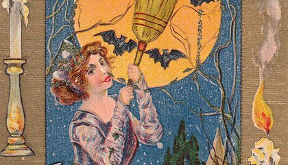 Women of the Early 1900s Rallied Behind Beautiful, Wartless Witches