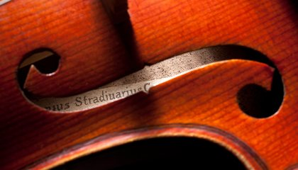 Mineral Baths May Have Given Stradivari Their Signature Sound