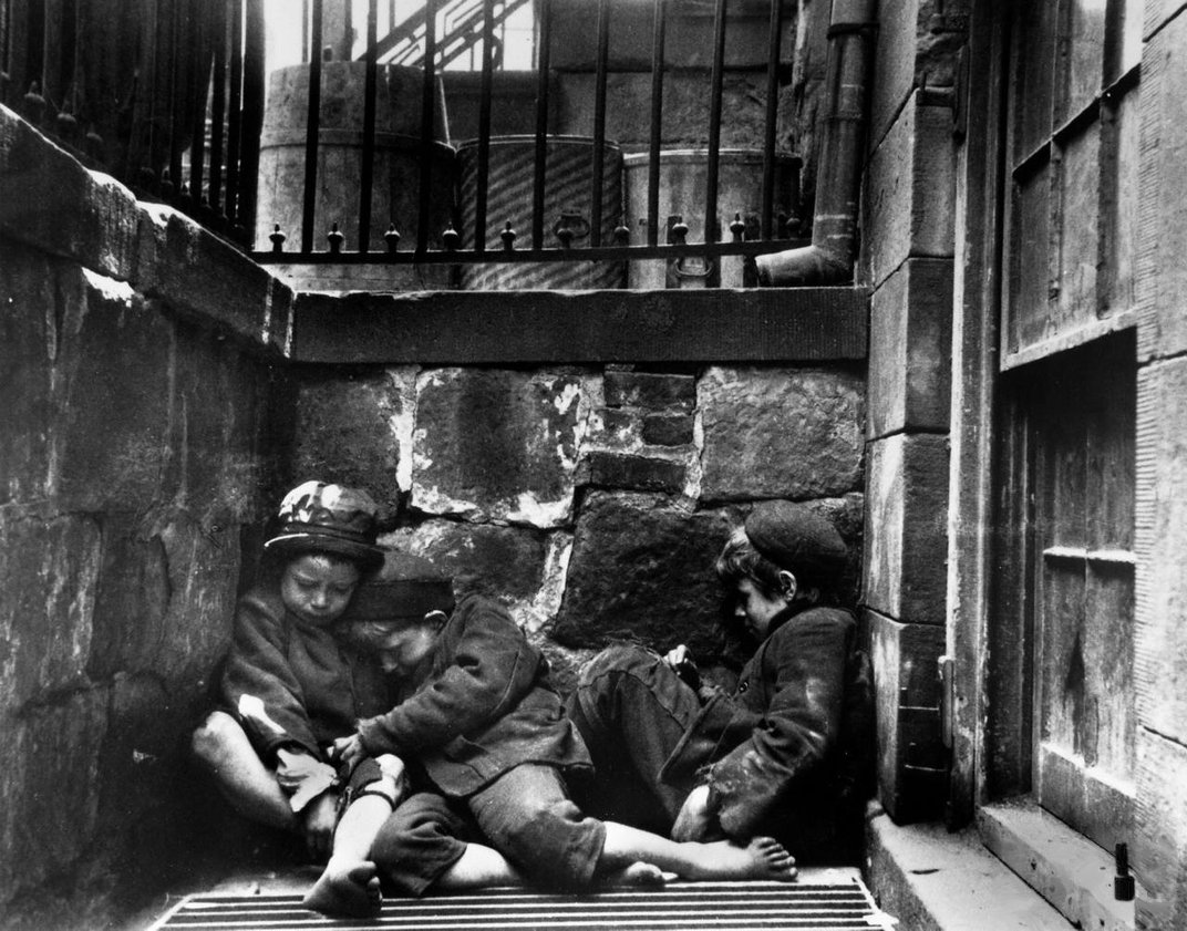 pioneering social reformer jacob riis revealed how the other half smithsonian com