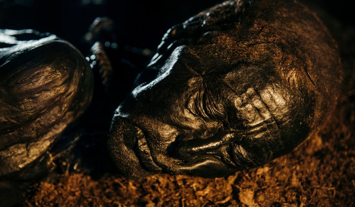 Europe's Bog Bodies Come Alive