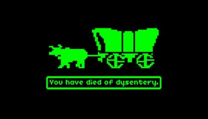 How You Wound Up Playing <em>The Oregon Trail</em> in Computer Class