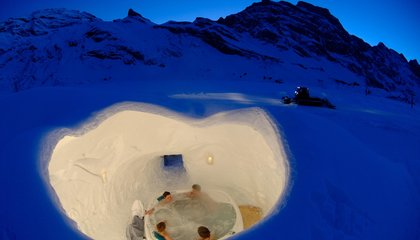 Immerse Yourself in the World's Most Breathtaking Baths