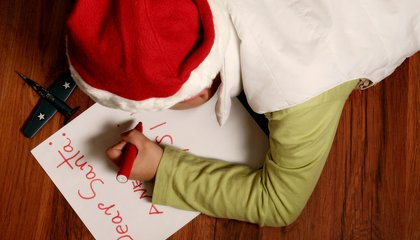 A Brief History of Sending a Letter to Santa
