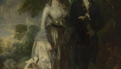 Man Charged After Slashing Gainsborough Painting at the National Gallery