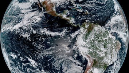Check Out Breathtaking Images From NOAA's Newest Satellite
