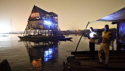 This Floating School Was a Design Nerd's Dream